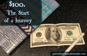 $100 – The start of a Hifdh Journey