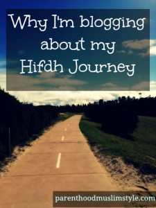 Why I'm blogging about my Hifdh journey